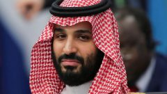audi Arabia's Crown Prince Mohammed bin Salman attends the opening of the G20 leaders summit in Buenos Aires.