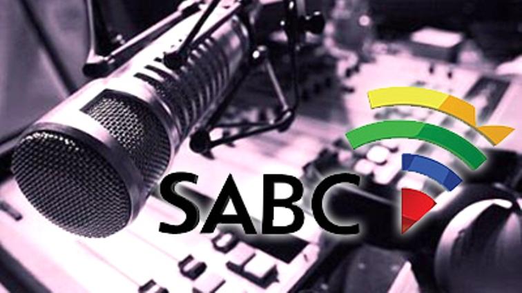 SABC radio studio