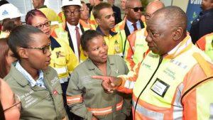SABC News Ramaphosa.JPG Twitter@PresidencyZA 300x169 - Ramaphosa hopes N Cape will increase its contribution to GDP
