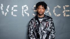 Rapper 21 Savage