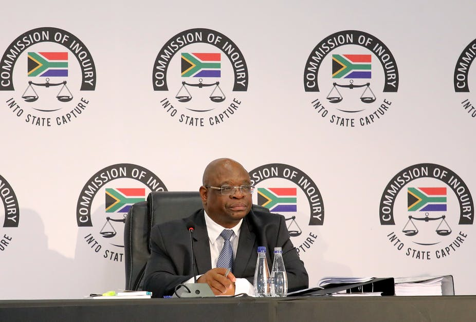 The commission chaired by Justice Raymond Zondo has heard shocking testimony on the extent of corruption in government.
