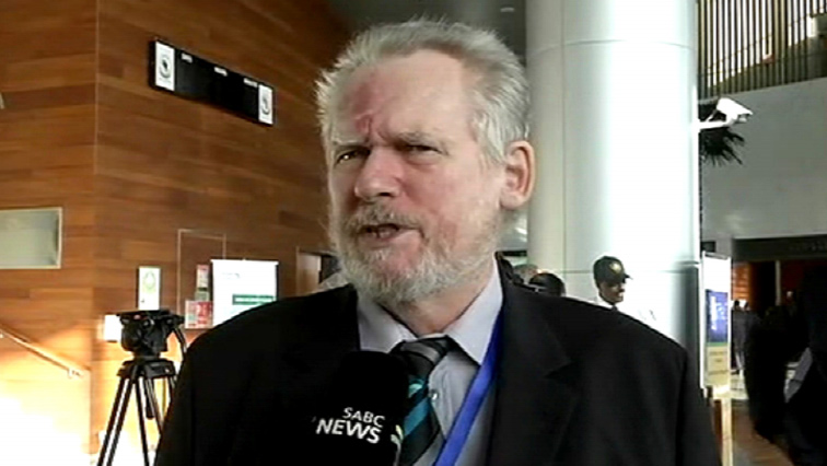 Trade and Industry Minister Rob Davies