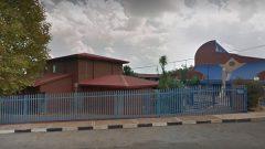 Hoerskool Roodepoort building
