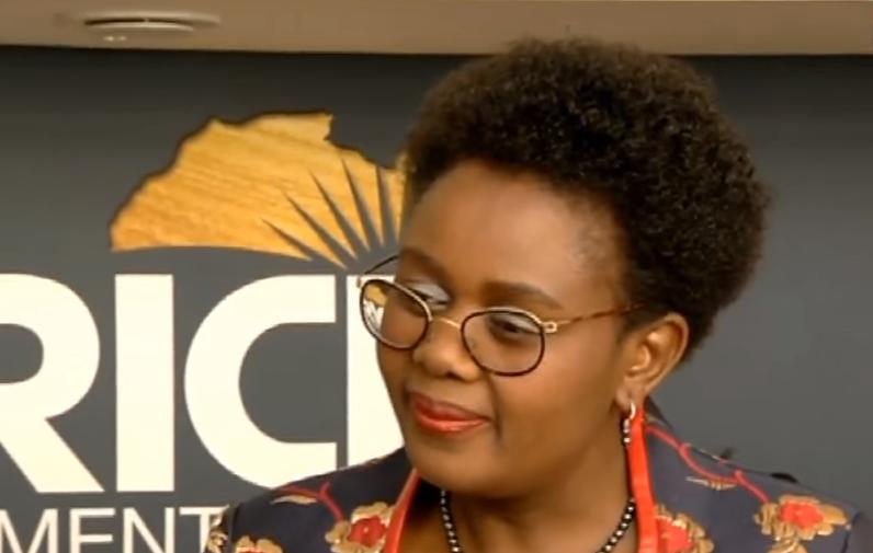 Minister Kubayi-Ngubane