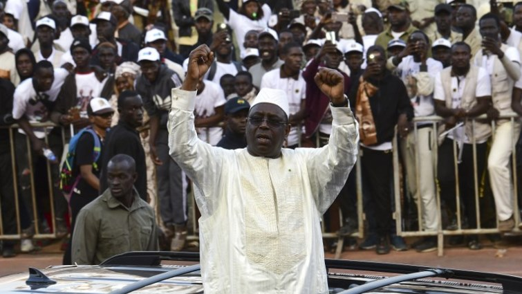 Senegal votes with incumbent Sall confident of first-round win