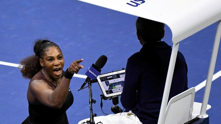 Tennis star Serena Williams