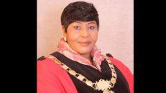 Sol Plaatje Municipality Speaker Elizabeth Johnson.