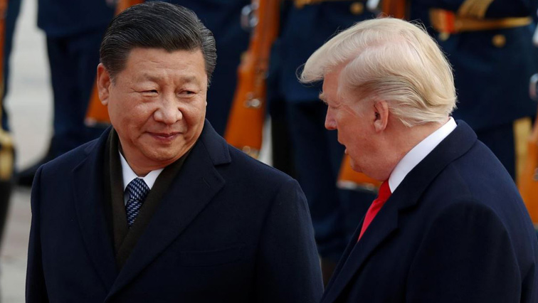 SABC News Trump Xi Reuters - Trump to hike tariffs on $200 bn of China goods