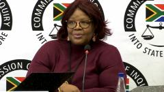 Former ANC Member of Parliament Vytjie Mentor