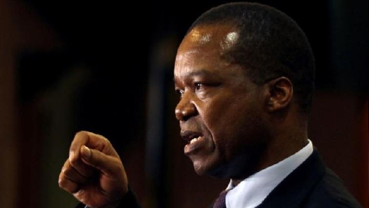 Zimbabwe's Reserve Bank governor John Mangudya