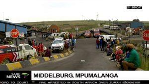 SABC News Gloria Mine 1 300x169 - Thirteen bodies retrieved from Gloria Coal Mine