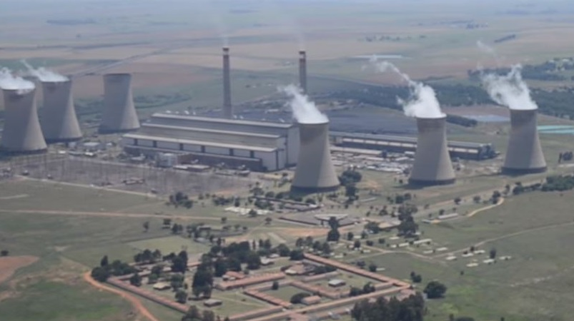 Eskom working to reduce air pollution from its power stations - SABC