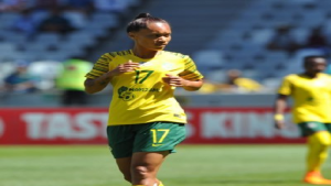 SABC News  Leandre Smeda  Twitter@LeAndre sMeda 300x169 - Banyana play to a draw at the Cyprus Women's Cup