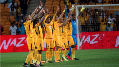 Kaizer Chiefs players