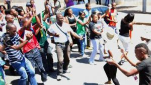 students protest 1 300x169 - Nehawu vows to intensify TVET colleges strike