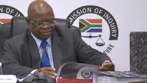 zondo 1 300x169 - Popcru wants Department of Correctional Services to absorb Bosasa employees