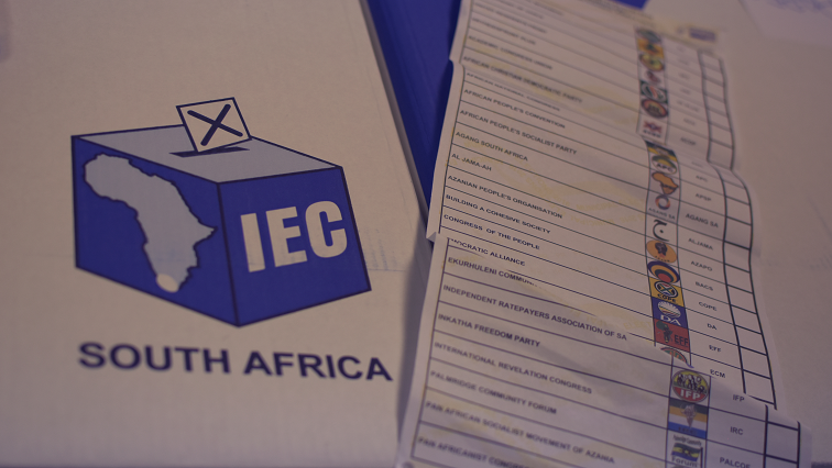 IEC Ballot Paper