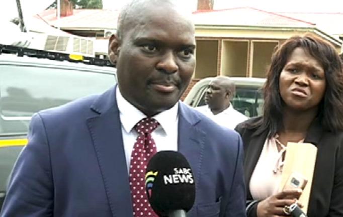 KZN mayor Mluleki Ndobe.