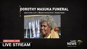 MASUKA FUNERAL LIVESTREAM 300x169 - WATCH: Dorothy Masuka's funeral