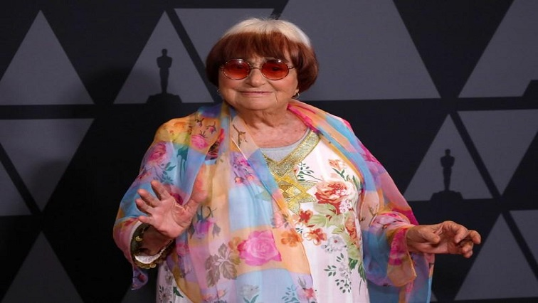 SABC Agnes Varda R - Agnes Varda, the grande dame of French cinema, dies aged 90