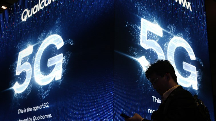 SABC News 5G AFP - Germany launches 5G auction amid row with US over Huawei