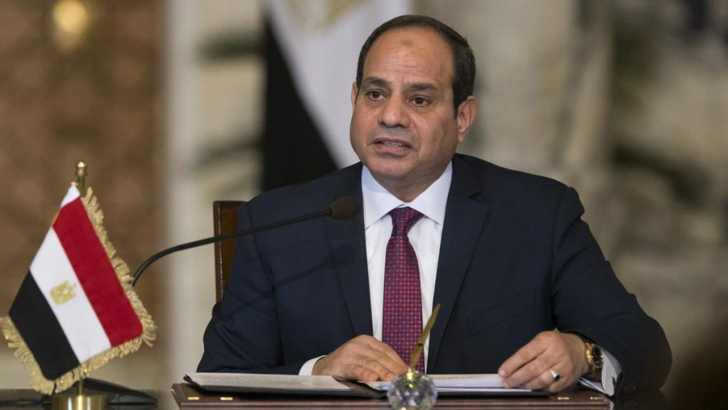 SABC News Abdel Fattah el Sisi Reuters 1024x577 - Egypt's Sisi raises minimum wage to help assuage economic hardships