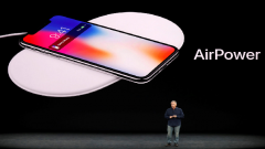 Apple charging mat.