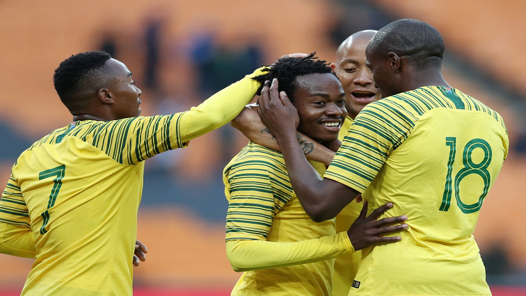SABC News Bafana Twitter @betcoza - South Africans express support for Bafana Bafana