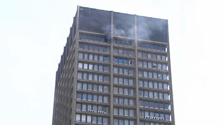 SABC News Bank of Lisbon Building - Bank of Lisbon building to be demolished