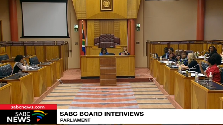 SABC News Board interviews P 1 - SABC Board nominee satisfied with broadcaster's election policies