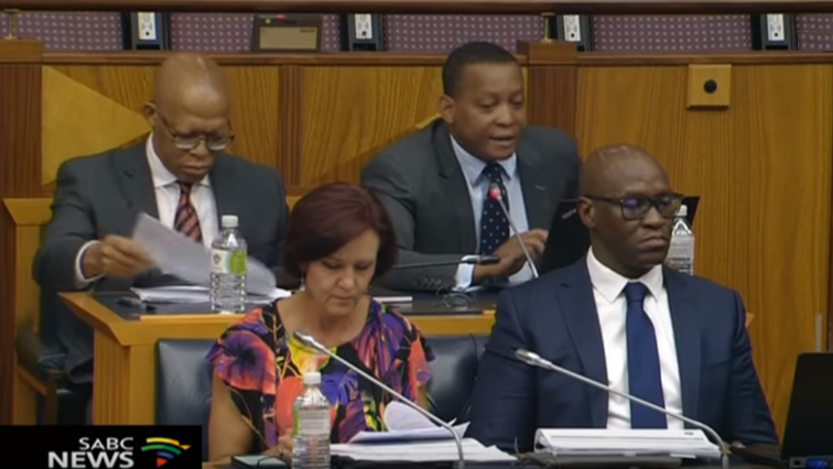 SABC News Board P - [WATCH] SABC briefs Parliament on turnaround strategy