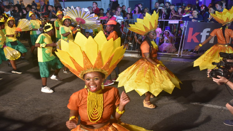 SABC News Cape Carnical Twitter @NathiMthethwaSA - (N)Carnival focusses on issues facing the country