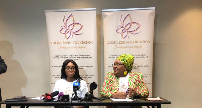 SABC News Cheryl Zondi P - Movement Against Abuse in Churches lauds Cheryl Zondi