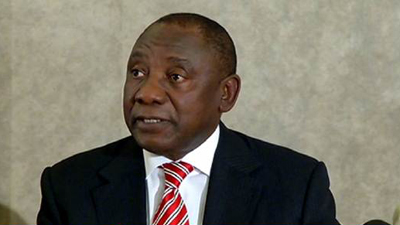 SABC News Cyril Ramaphosa 4 - Ramaphosa proclaims establishment of NDPP Investigating Directorate
