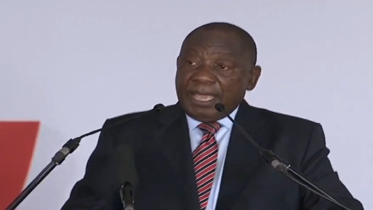 SABC News Cyril Ramaphosa SABC - Sharpeville Massacre victims will not be forgotten: Ramaphosa