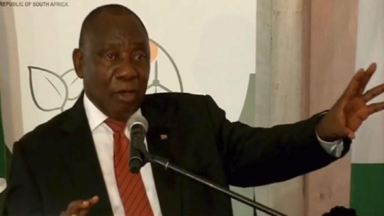 SABC News Cyril Ramaphosa2 1 - ANC working hard to attract investors: Ramaphosa