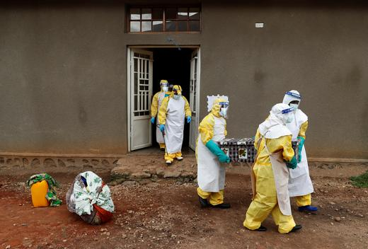 Ebola death confirmed in eastern DR Congo provincial capital