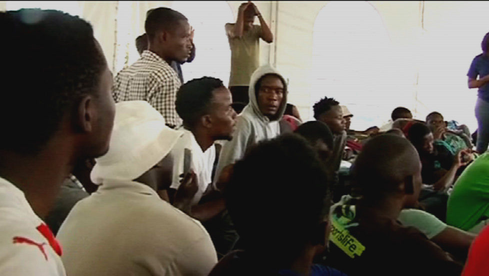 SABC News Displaced Foreign Nationals - eThekwini municipality reintegrates displaced migrants