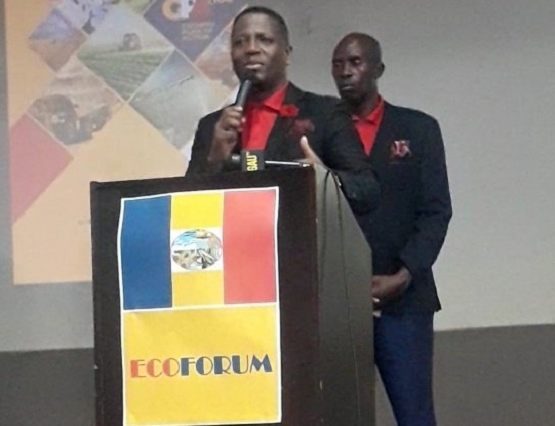 Ecoforum president