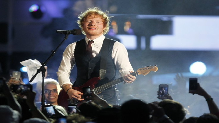 SABC News Ed Sheeran Reuters - Full road closures due to Ed Sheeran Concert: JMPD