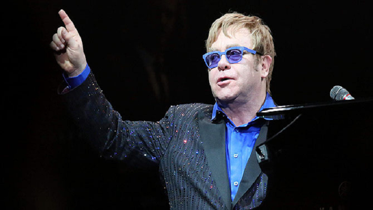 SABC News Elton John AFP - Elton John joins call for boycott of Brunei-owned hotels