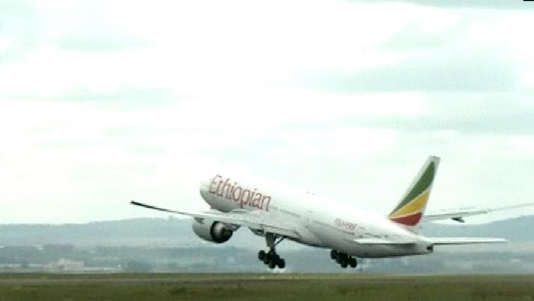 Ethiopia plane crash.