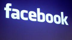 The Facebook logo is shown at Facebook headquarters in Palo Alto, California.