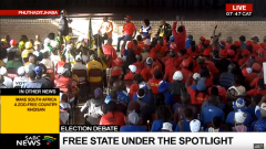 Free State residents.