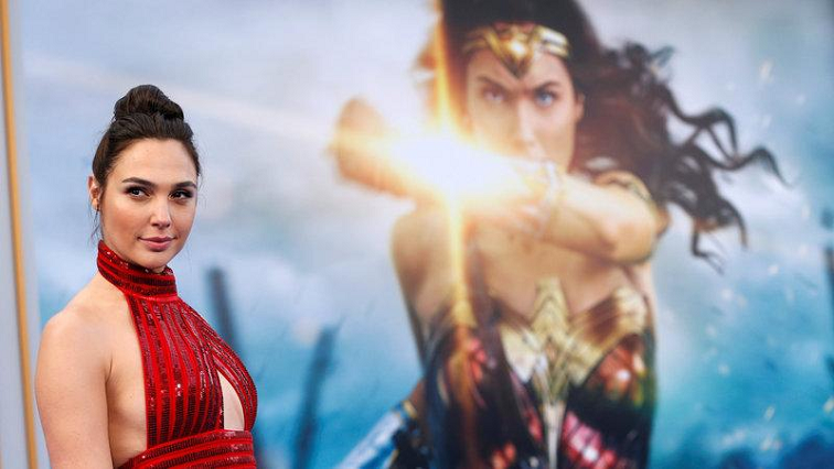 SABC News Gal Gadot R - 'Wonderwoman' urges calm in Israeli civil rights fight