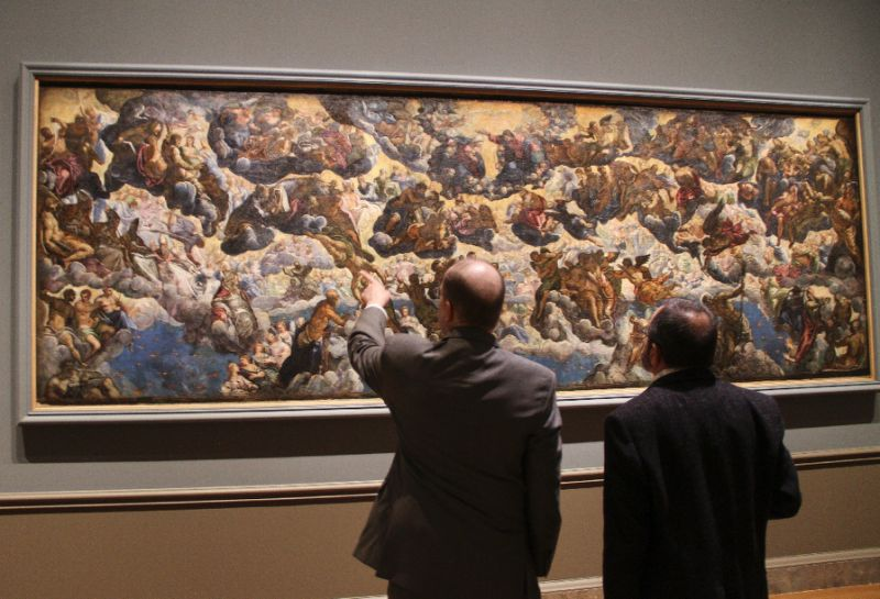 SABC News Gallery AFP - First major Tintoretto retrospective outside Europe to open in Washington