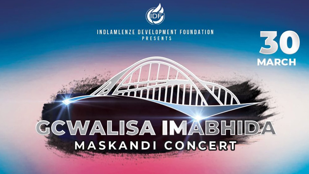 SABC News Gcwalisa iMabhida Twitter @khuzani zn 1 - Historic Makandi concert pulls a crowd of over 30 000