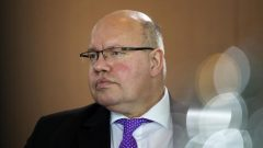 German Economy Minister, Peter Altmaier