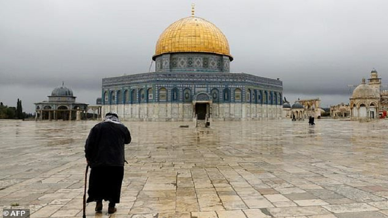 Golden Gates mosque