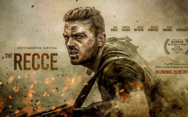 SABC News Greg Kriek The Recce Poster Top Billing - The Recce wins Best Foreign Drama film prize in US